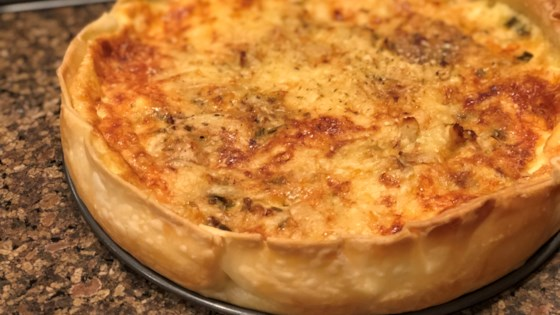 Photo of Easy Chicken Quiche by Fioa
