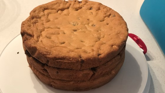 Photo of Chocolate Chip Cookie Cake by Newcombe