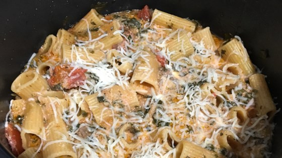 Photo of Pressure Cooker Messy Lasagna  by Woodmnky