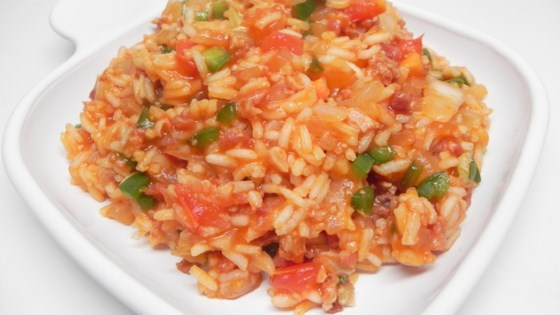 Photo of Spanish Rice (Microwave) by DOGTIRED