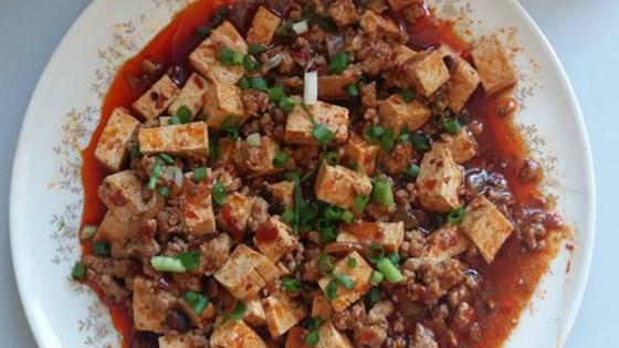 Photo of Sichuan Mapo Tofu by Samuel X.H Guo