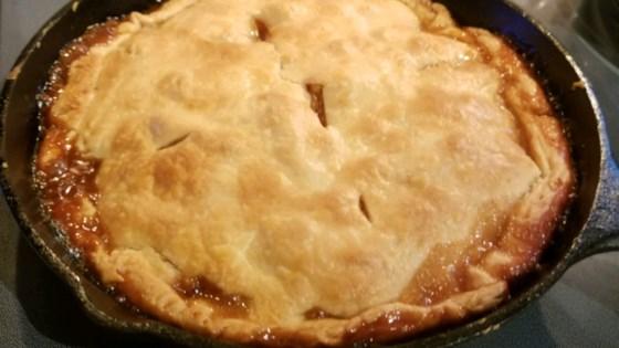 Photo of Iron Skillet Apple Pie by carofow