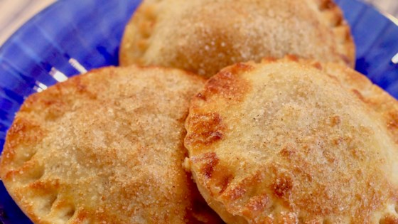 Photo of Easy Air Fryer Apple Pies by lutzflcat