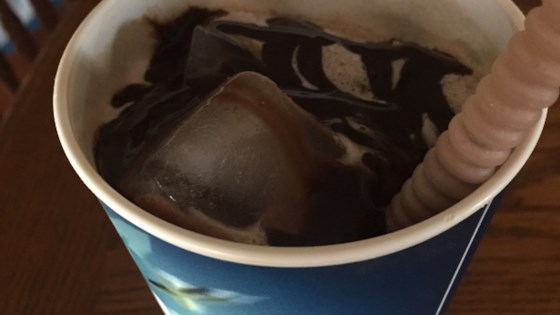 Photo of Easy Frozen Hot Chocolate by Cupcake Princess