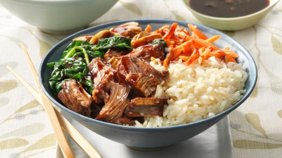 Photo of Korean Barbecue Rice Bowl by Uncle Ben's