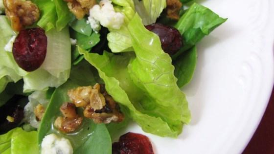 Photo of Missy's Candied Walnut Gorgonzola Salad by MissyPorkChop