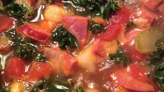 Photo of Portuguese Sausage Soup by Patricia
