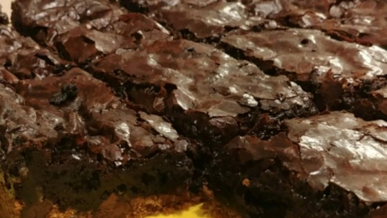 Better than EVER Brownies Recipe