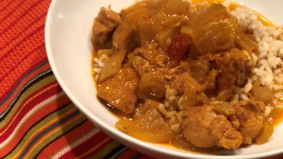 Photo of Instant Pot® Indian Chicken Curry by Fioa