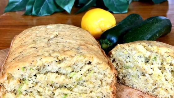 Photo of Lemon Poppy Seed Zucchini Bread by Diana Karolak