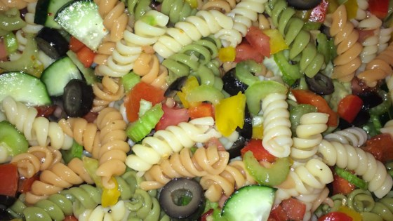 Photo of Easy Italian Pasta Salad by slopez5084