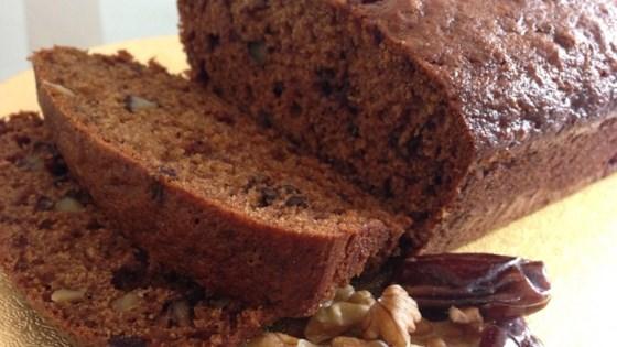 Photo of British Date and Walnut Loaf Cake by wakeylass