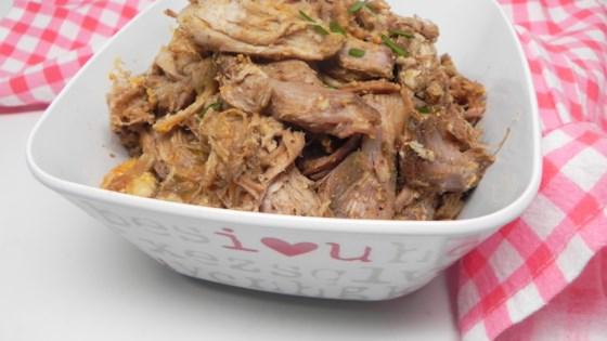 Faux Smoked Pulled Pork (Carnitas)