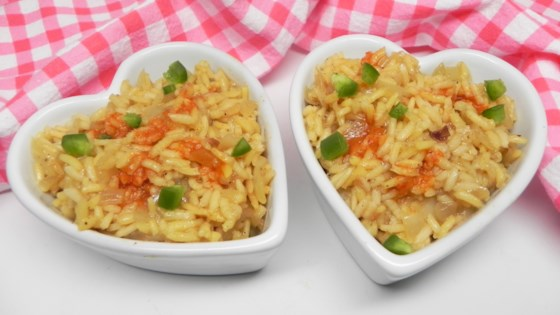 Photo of Mexican Rice Pilaf with Pasilla Chile by Alan Belanich