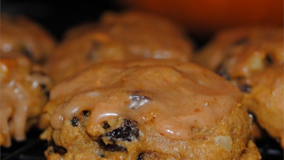 Photo of Pumpkin Raisin Cookies by Dawn Brown