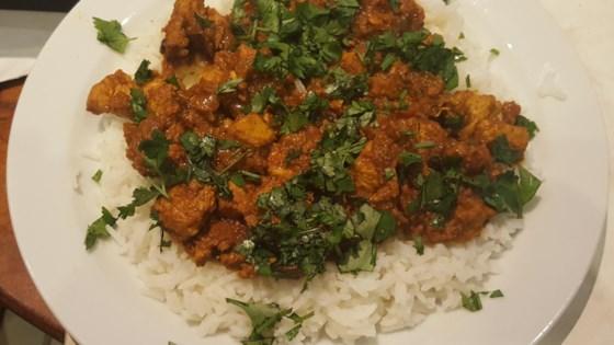 Authentic Chicken Madras Recipe Allrecipes