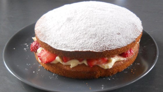 Photo of Traditional Victoria Sponge  by TheBritishBaker