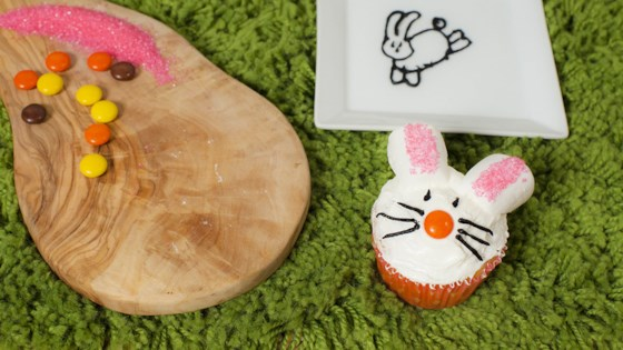 Photo of Easter Bunny Cupcakes  by Lucy