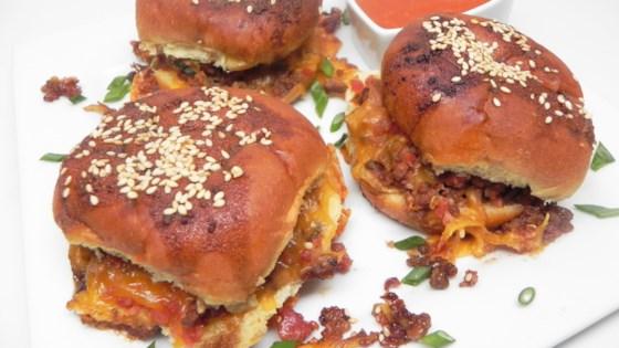 Photo of Cheesy Bacon Slider Bake by KKraft