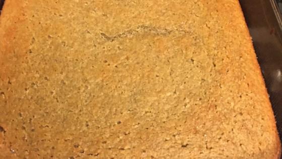 Photo of Orange Spice Garbanzo Cake by Jaz