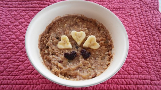 Photo of Banana Oatmeal for One by PINKFIREBALL21