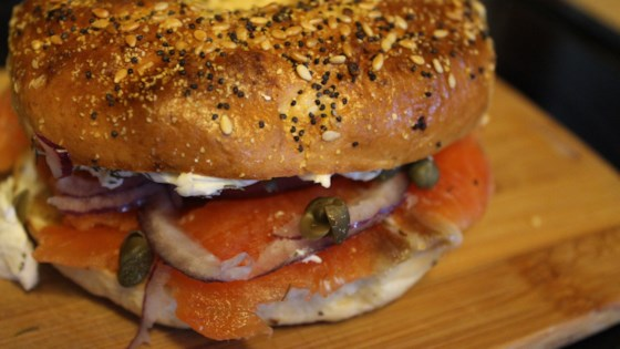Photo of Homemade Lox by Wacky Noodles