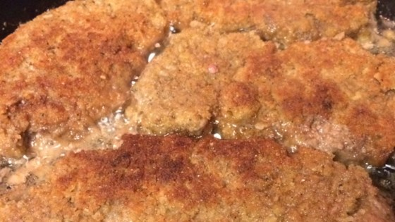 Photo of Chicken Fried Venison Steaks by Lori C
