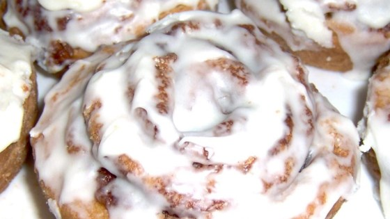Photo of Cinnamon Raisin Pinwheels by DONNA L.