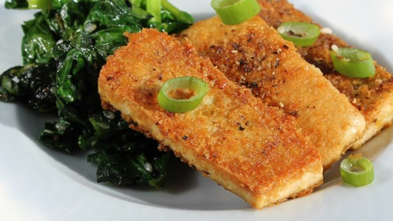 Photo of Pan-Fried Tofu by KES115