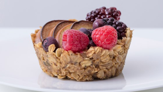 Photo of Quick Fruit and Oat Breakfast Bake by Quaker®