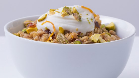 Photo of Spicy Orange Date-Oat Bowl by Quaker®