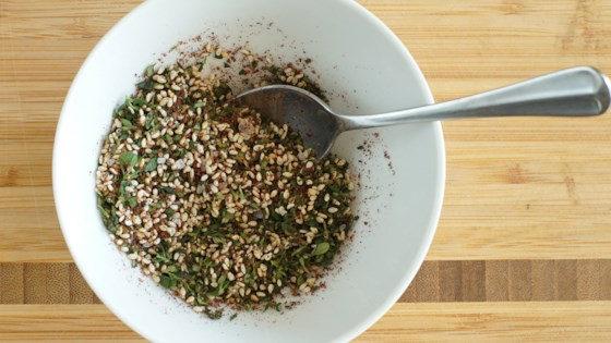 Photo of Homemade Za'atar by Serena