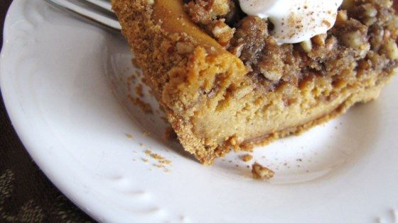Photo of Pumpkin Pecan Cheesecake by Eleanor Johnson