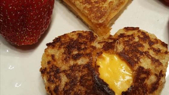 Photo of Doughnut Grilled Cheese Sandwich by Adrienne Clark