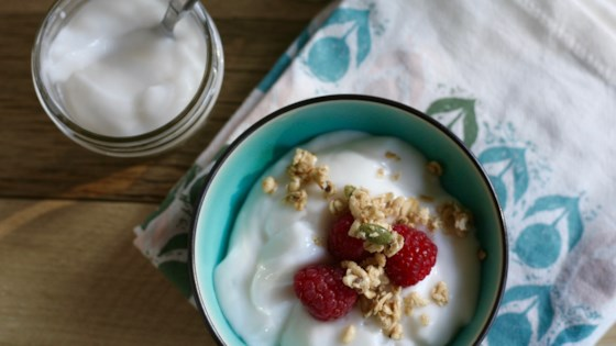 Photo of Homemade Vegan Coconut Yogurt by ChefJackie