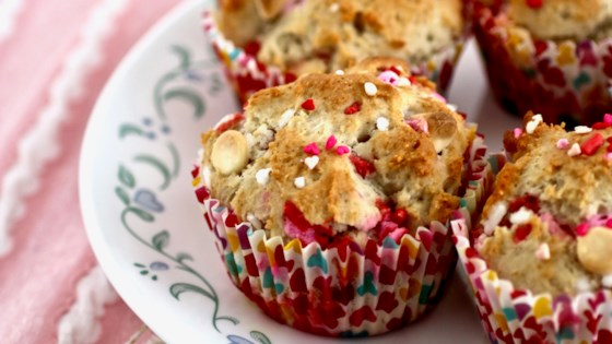 Photo of Sprinkles Muffins by Sarah