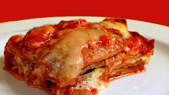 Photo of Melanzana alla Parmigiana (Perfect Eggplant Parmigiana) by AndreaCiotti