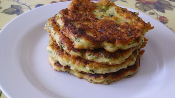 Old-Fashioned Italian Zucchini Fritters
