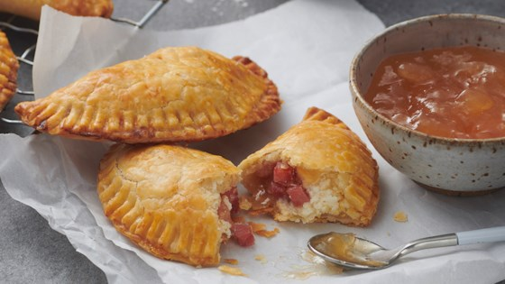 Photo of Ham Hand Pies with Apple Jam and Goat Cheese by Farmland Foods