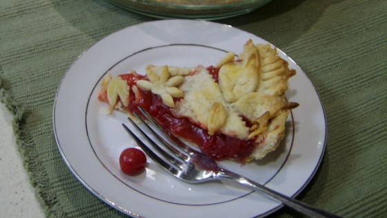 Photo of Best Cherry Pie by Leia