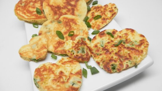 Photo of Easy Scallion Pancakes by linda