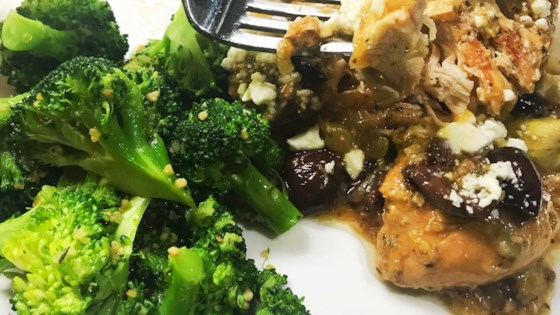 Instant Pot® Greek Chicken