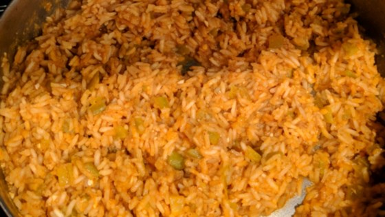 My Favorite Mexican Rice