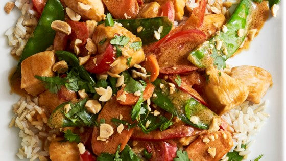 Photo of Freezer-Friendly Thai Chicken by Betty Soup