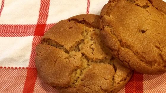 Simple Gluten-Free Snickerdoodle Cookies