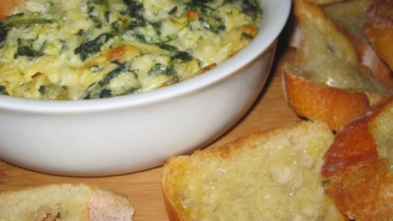 Hot Artichoke Spinach Dip Recipe