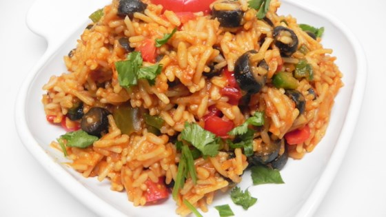 Photo of Rice Cooker Spanish Rice by suept