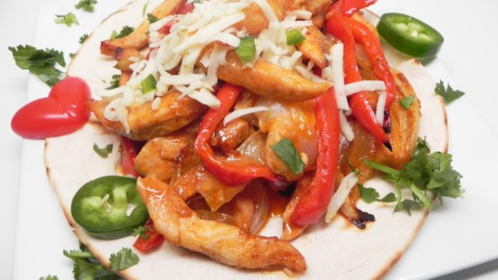 Photo of Oven-Baked Chicken Fajitas by DanW