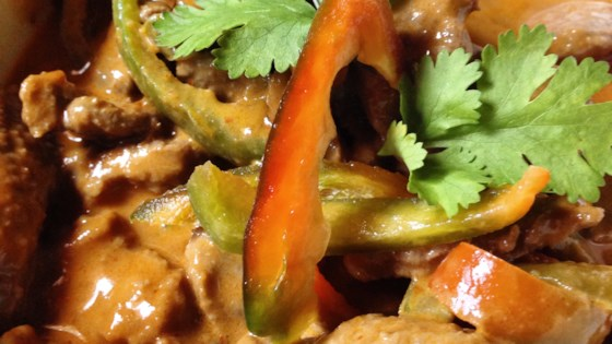 Photo of Chuck and Heather's Panang Curry by Chuck Mac