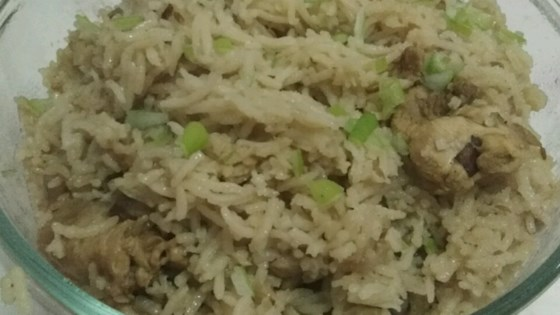 Slow-Cooked Chicken Biryani